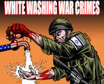 White washing war crimes