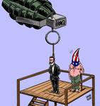 Saddam EXECUTED