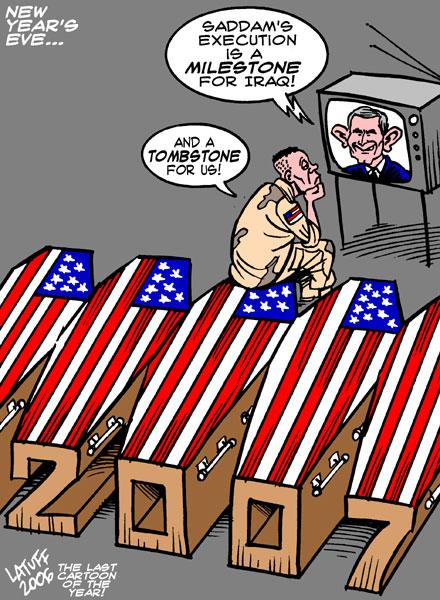 2007 in Iraq by Latuff2