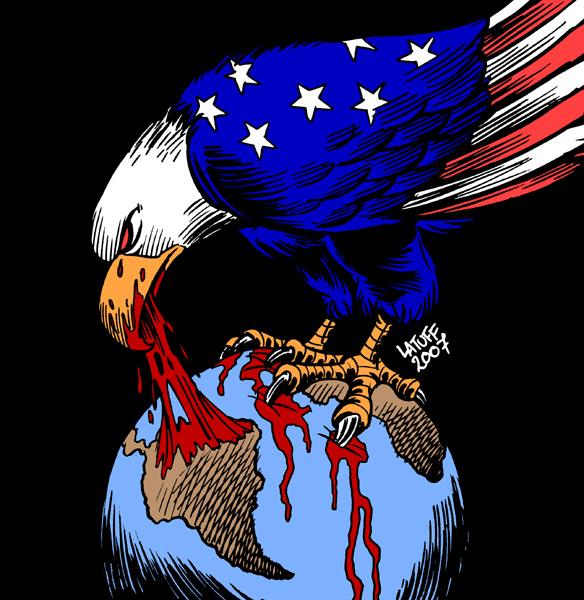 Bird of Prey by Latuff2