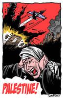Palestine by Latuff by Latuff2