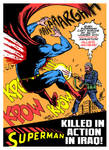 Superman killed in action
