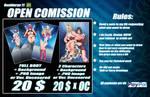 Bushinryu11 New Comissions Price