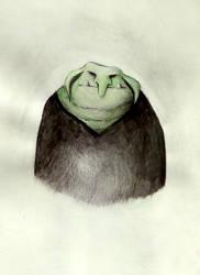Wood troll