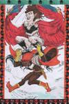 Harpy Halloween dear Rayek ! Elfquest related by RaptorLittleclaw
