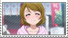 Hanayo stamp by Kyoukka