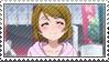 Hanayo stamp by Kyoukka
