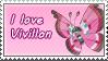 Vivillon stamp by Kyoukka