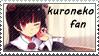 oreimo kuroneko stamp by Kyoukka