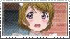 Hanayo Koizumi stamp II by Kyoukka