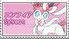 Ninfia Pink stamp by Kyoukka