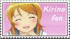 Kirino fan Stamp by Kyoukka