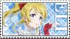 Eli stamp Love Live by Kyoukka
