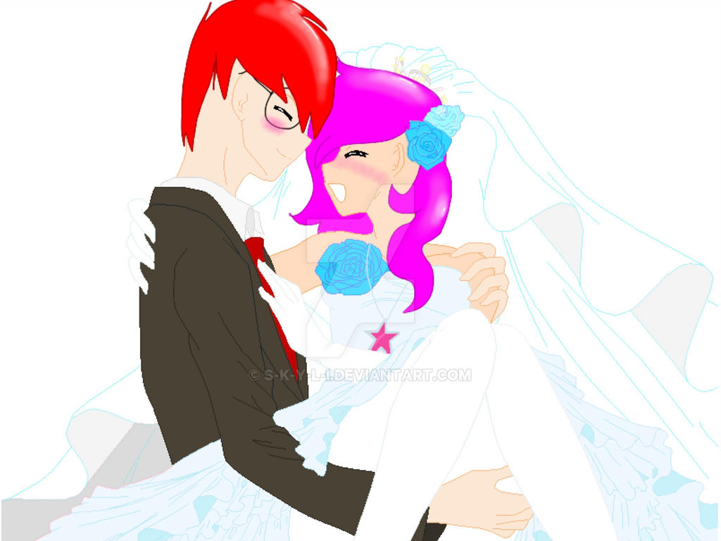 Weddingggggggah. by S-K-Y-L-I
