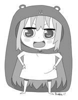Day 14 - Himouto! Umaru-chan