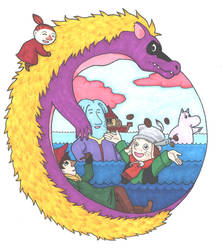 Moominpappa's Youth by ToxStar