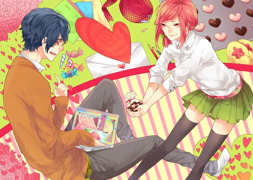 Happy Valentine's Day! by kumirice