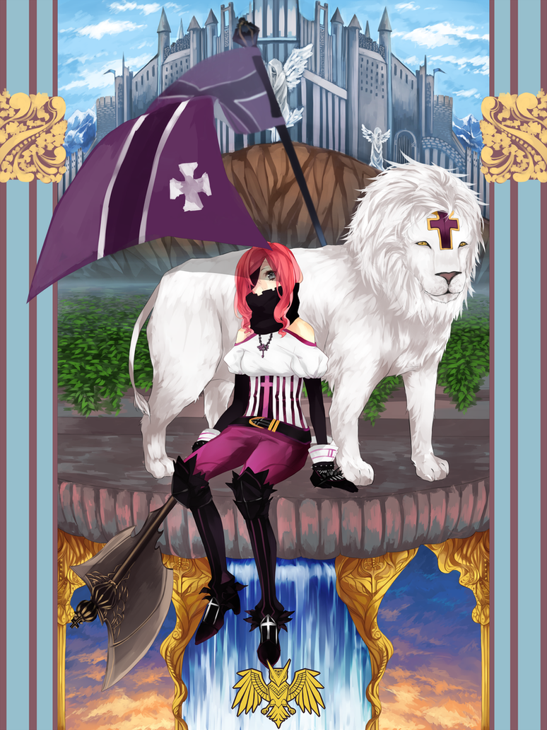 Pixiv Fantasia New World by kumirice