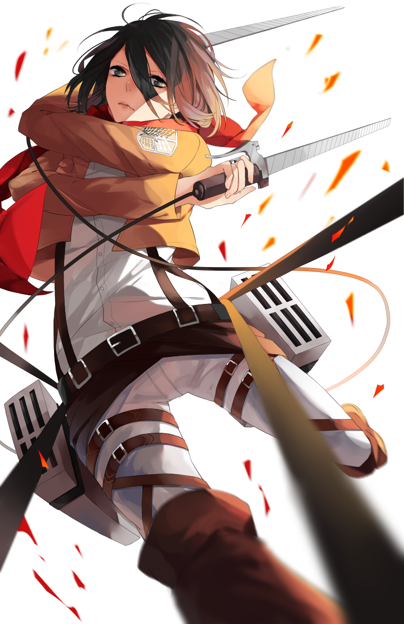 Mikasa by kumirice