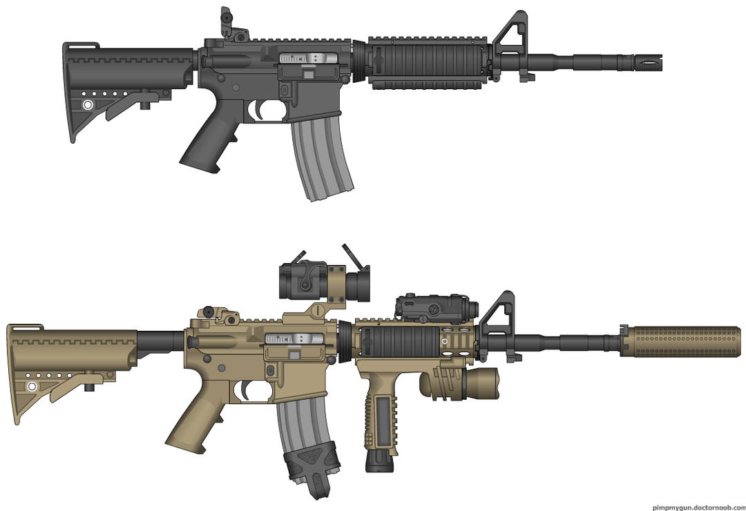 ELI5: What is the difference between an assault rifle and