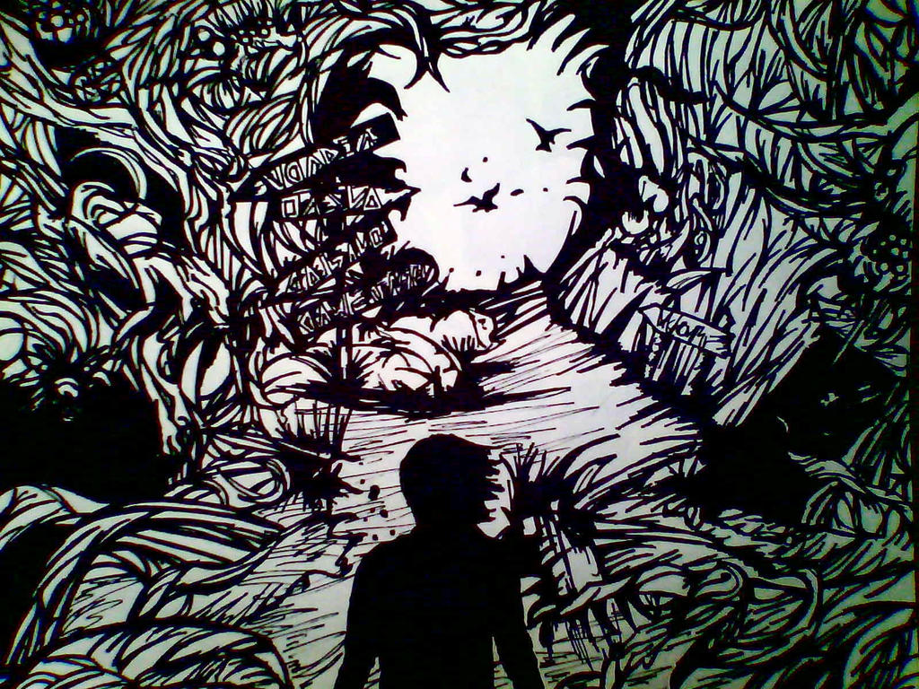 ADTR Homesick by  A Day To Remember Homesick Album Cover Wallpaper