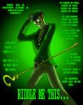 Arkham Files: The Riddler