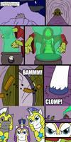 Ask Female Shining Armor Intro Comic