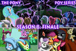 Com: The Pony POV Series - Season 8 Title Card