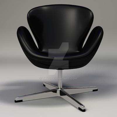 Arne Chair by Th4d