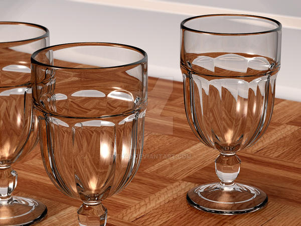 glass by Th4d