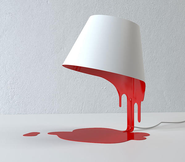 Lamp by Th4d