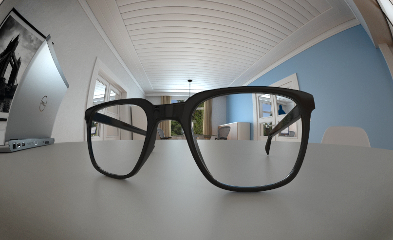 Oculos / Glasses by Th4d