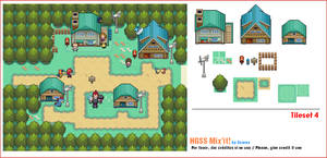 HGSS Mix'it - Tileset 4