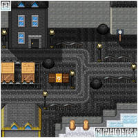 BONNETON visual: My Pixel Odyssey #2 by WilsonScarloxy