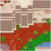 TOSTARENA visual (2/2): My Pixel Odyssey #5 by WilsonScarloxy