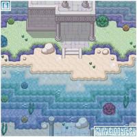 LAKE LAMODE visual: My Pixel Odyssey #6 by WilsonScarloxy