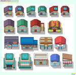 021 - House tiles