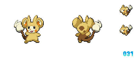 031 - Electric mouse fakemon by WilsonScarloxy