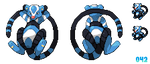 042 - Water mouse fakemon by WilsonScarloxy