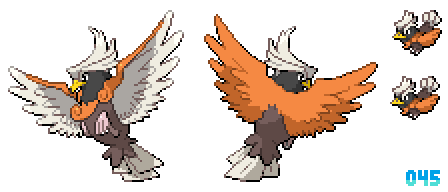 045 - Bird Fakemon