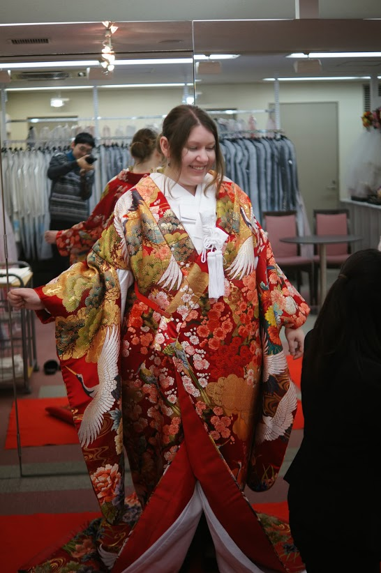 Japanese Wedding Kimono.Japanese Wedding Kimono Iro Uchikake By Azukiel On Deviantart