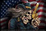 Yankee Pride Civil War Skull General-700px