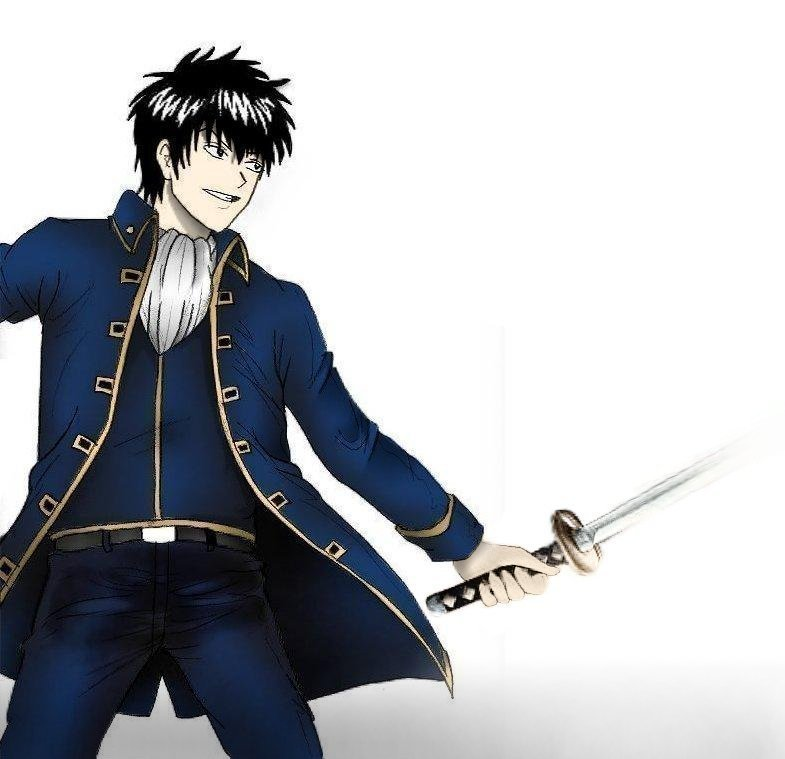 Hijikata Toshiro Gintama By NeonKitty9 On DeviantART
