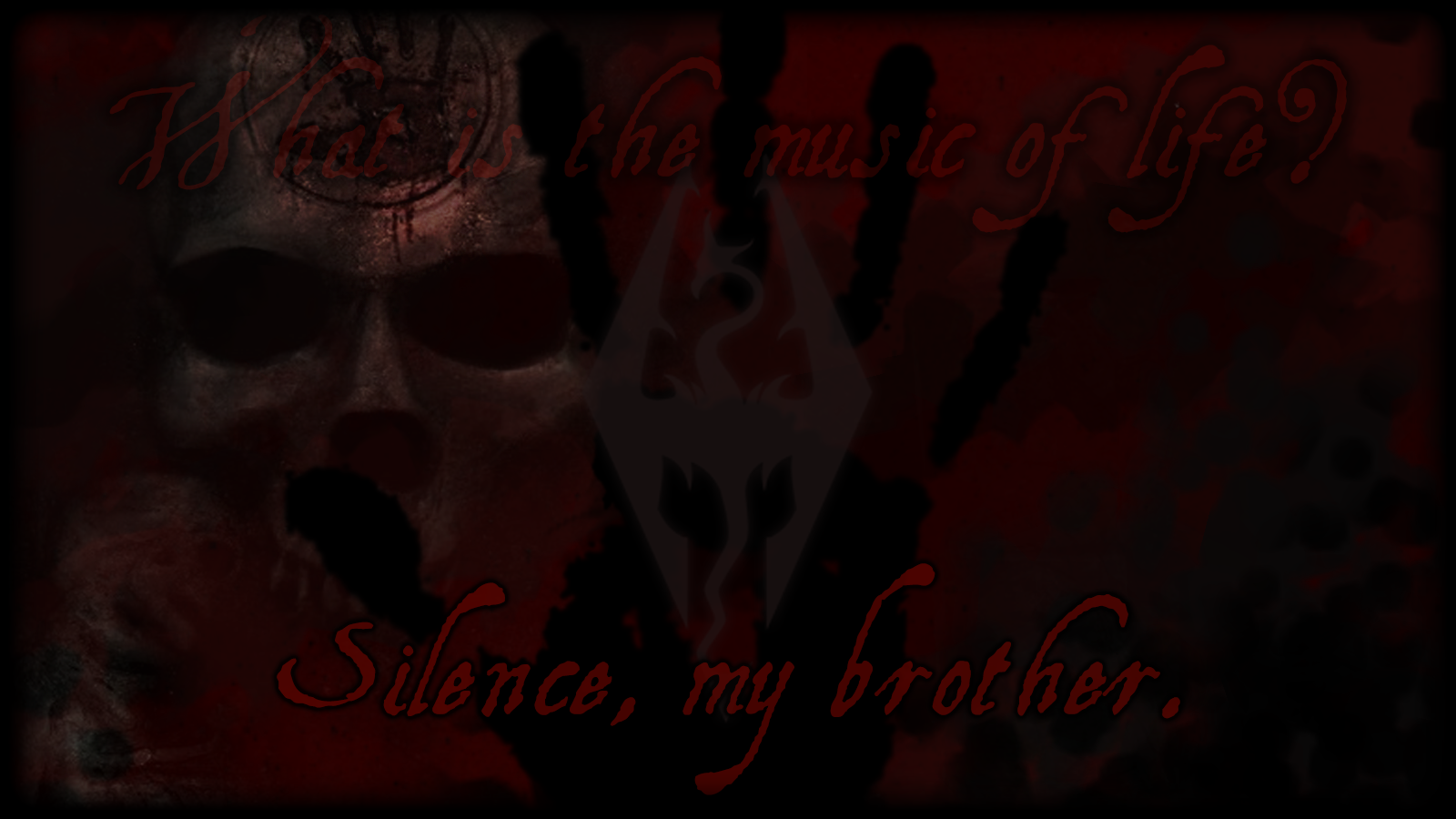 The Dark Brotherhood By DysnomiaLawless On DeviantArt