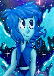 Lapis Lazuli ATC ACEO