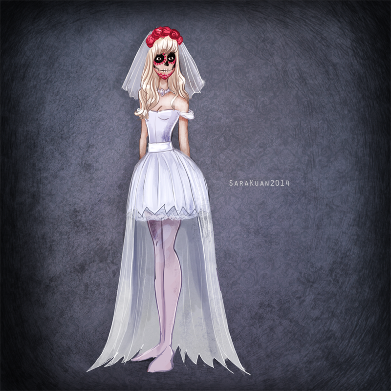 Halloween Costume by Sara-Kuan