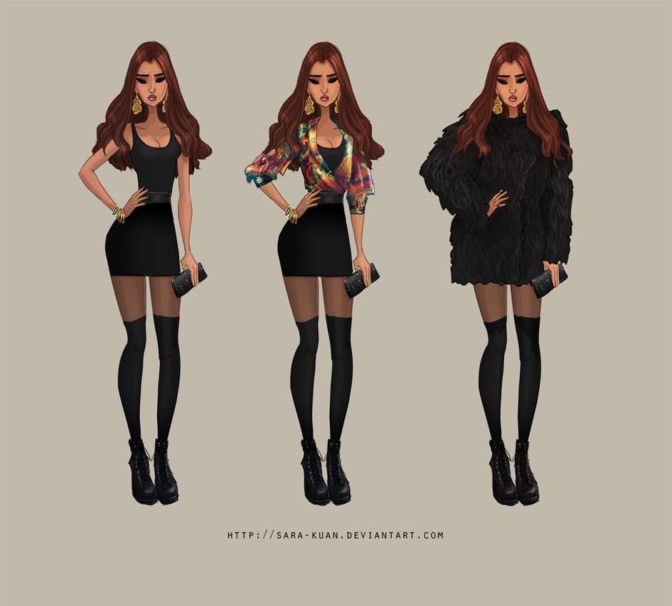 Fashion Saturday by Sara-Kuan