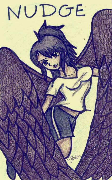 Maximum Ride: Nudge by YamakaiYoko