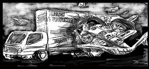 race car crash storyboard by SoulStarisborn