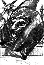 kung fu panda sketch